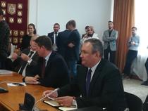 Nicolae Ciuca, audieri Parlament