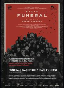 AFF 2019 State Funeral
