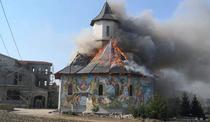incendiu manastirea Adamclisi