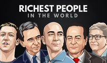 Bogatasii lumii