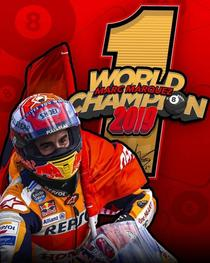 Marc Marquez, campion mondial in MotoGP pentru a sasea oara