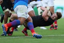 Noua Zeelanda vs Namibia la CM de rugby