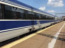 Tren al CFR Calatori