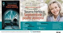 Septembrie poate astepta, de Susana Fortes