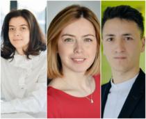 Simona Iacob, Diana Stan, Florin Geană