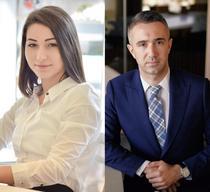 Mihnea Galgotiu-Sararu, Crina Constantin