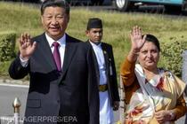 Presedintele Xi Jinping in Nepal
