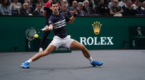 Novak Djokovic, la Paris