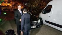 Iohannis si Orban, la sediul de campanie
