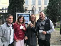 Alegatori Accademia Romania