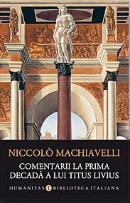 Comentarii la prima decadă a lui Titus Livius de Niccolò Machiavelli