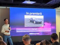 Iulian Stanciu vorbind despre un Ferrari la oferta