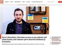 Iulian Enache - Libertatea
