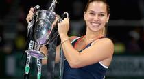 Dominika Cibulkova si trofeul de la Turneul Campioanelor