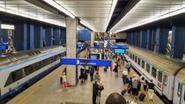Gara centrala din Varsovia