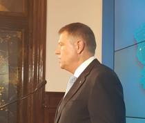 Iohannis, conferința PNL