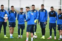 Mirel Radoi si echipa nationala U21