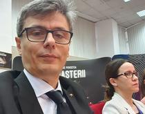 Virgil Popescu selfie