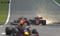 Leclerc si Vettel s-au acrosat