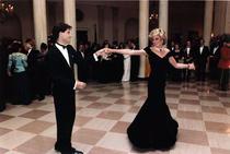John Travolta și Prințesa Diana