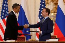 New START a fost semnat in 2010 de presedintii Obama si Medvedev