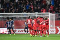 Dijon, victorie in fata lui PSG