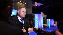 Klaus Iohannis, la summitul PPE