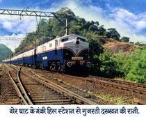 Tren expres din India