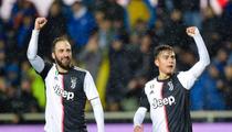 Gonzalo Higuain si Paulo Dybala, decisivi pentru Juventus