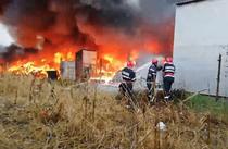 Incendiu Valcea