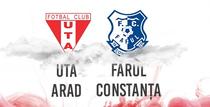 UTA Arad vs Farul Constanta