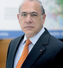 Angel Gurria, secretar general OECD