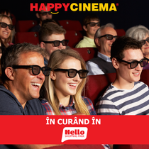 Happy Cinema la Bacau