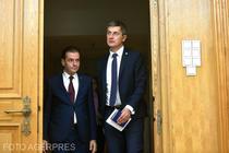 Ludovic Orban si Dan Barna