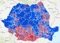 Rezultatele alegerilor prezidentiale - Turul 2 - pe fiecare localitate