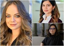 Andreea Serban, Lorena Rosia, Geanina Stingaciu