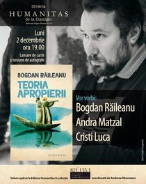 Bogdan Răileanu, Teoria apropierii