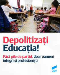 USR educatia