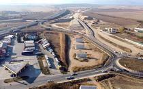 A10 Sebes - Turda, Lotul 1 - nodul de la Sebes