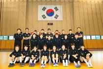 Coreea de Sud la CM de handbal feminin