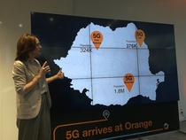 Liudmila Climoc, CEO Orange Romania