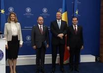 Iohannis, la Ministerul de Externe