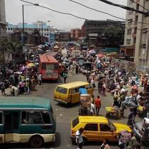 Piata din Lagos