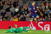 Barcelona vs Slavia Praga 0-0