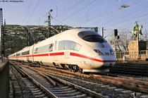 Tren german ICE