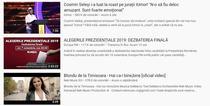 Dezbaterea - peste Blondul de la Timisoara, pe Youtube