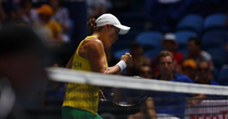 Ashleigh Barty, victorie cu 6-0, 6-0 in finala FedCup