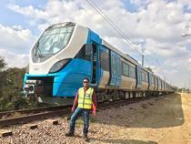 Tren din Africa de Sud