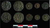 Monede de la Beta Samati
