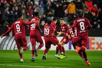 CFR Cluj, calificata in 16-imile Europa League